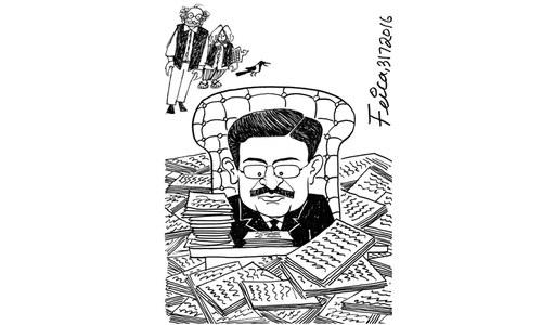Cartoon: 31 July, 2016