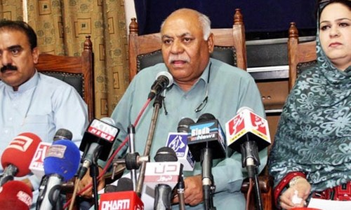 Mega projects not against Baloch people: Bizenjo
