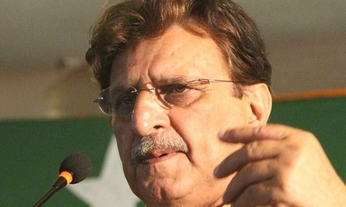 راجہ فاروق حیدر وزیر اعظم آزاد کشمیر منتخب