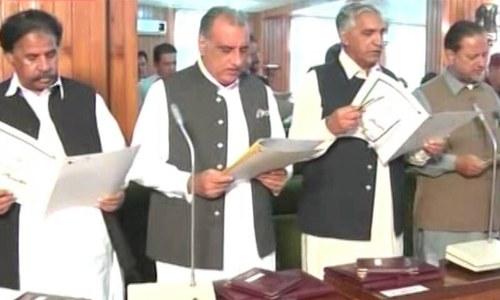 PML-N's Raja Farooq Haider elected new AJK PM