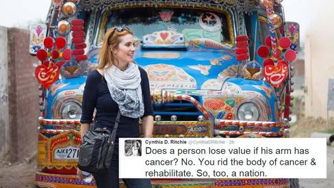 This American was quizzed about her Pakistan travels and her answers will amaze you