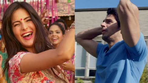 Katrina Kaif, Sidharth Malhotra mess with your head in Baar Baar Dekho's trailer!