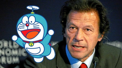 How #PTIvsDoraemon made us lose faith in Pakistani politics