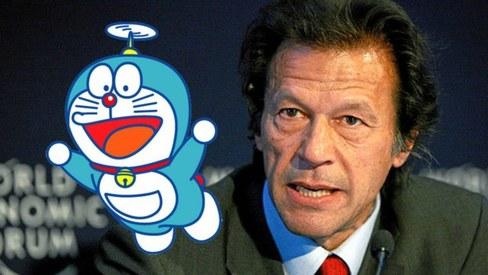 How #PTIvsDoraemon made us lose faith in Pakistani politics