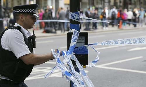 London stabbing spree leaves one woman dead, five others injured