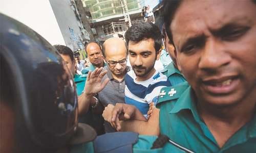 Briton arrested over deadly Bangladesh cafe siege