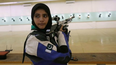 Meet the 21 year old Pakistani woman who qualified for the Olympics