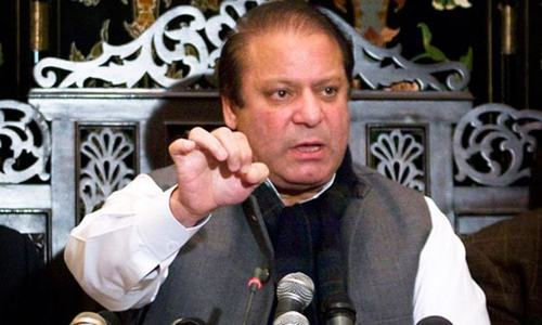 Analysis: Sharif's house of cards
