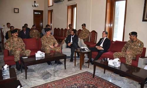 Gen Raheel orders intelligence agencies to initiate special operations