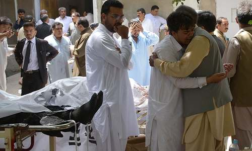 2007-2016: A decade of deadly insurgent attacks across Pakistan
