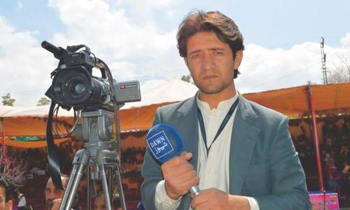 Journalists mourn fallen comrades