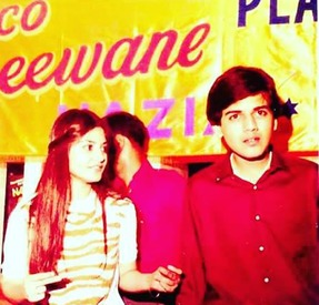 Nazia and Zoheb Hasan. — Photo provided by Zoheb Hasan