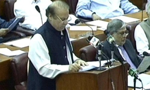 Intelligence agencies working day and night to defeat enemy designs: PM Nawaz