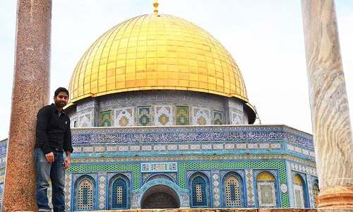 Travelling to the forbidden land — A Pakistani in Israel