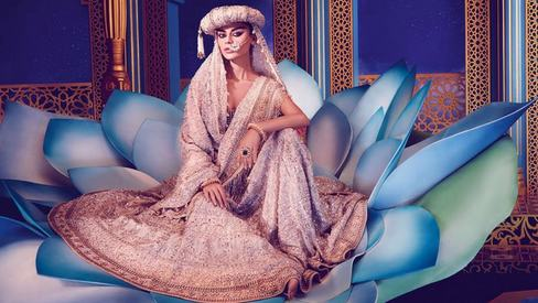 Indian brand Diva'ni will bring out the Bollywood princess in you