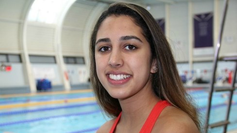 This 19-year-old woman will swim in the Olympics for Pakistan