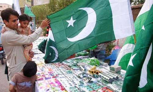Nationwide sales of Independence Day items to reach record Rs50bn