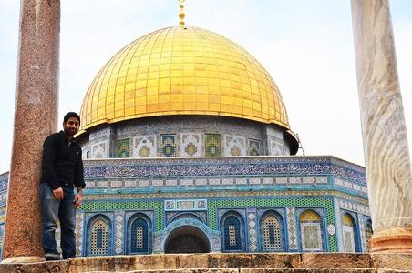 ممنوعہ سرزمین: ایک پاکستانی کا سفرِ اسرائیل