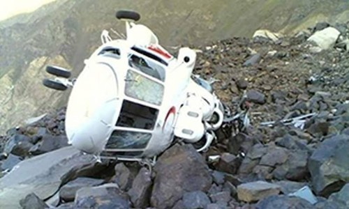 Taliban release crew of crashed Pakistani helicopter after 10 days