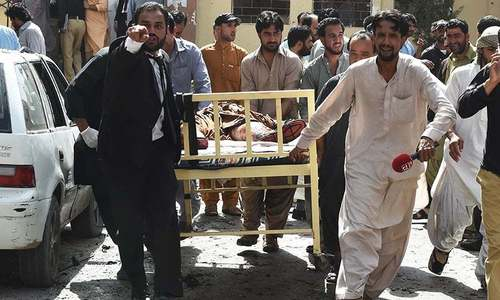 Islamic State claims Quetta bomb attack that 'targeted' judge