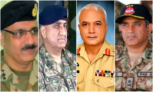 Who will be the next army chief?