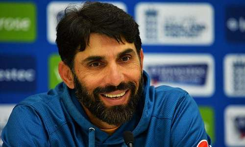 Pakistan deserves to be No. 1, says Misbah