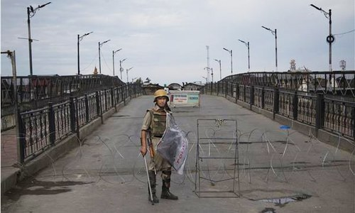 Kashmir hit by deadly unrest on India's Independence Day