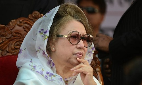 Is Khaleda Zia's political thinking changing?