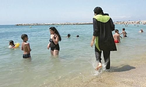 French court suspends burkini ban after challenge - World
