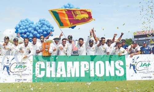 Australia lose Test crown after Sri Lanka complete historic whitewash
