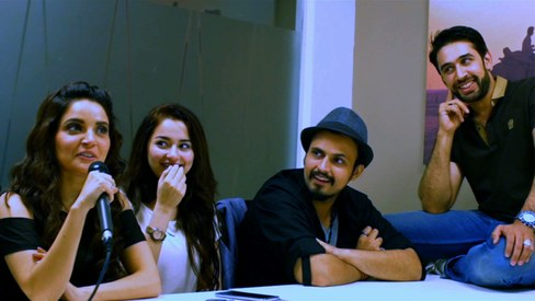 Adorable bloopers by the Janaan cast that you don't want to miss