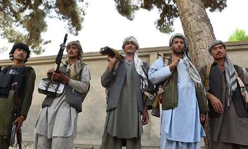 Afghan Taliban capture strategic district in northern Kunduz province