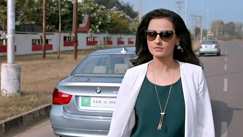 Momal Sheikh upset about Happy Bhag Jayegi delay in Pakistan