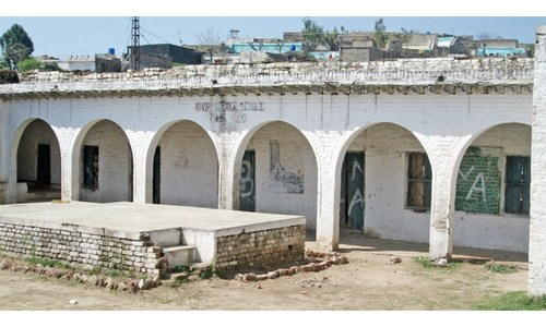 Abandoned since independence, gurdwaras, temples waste away