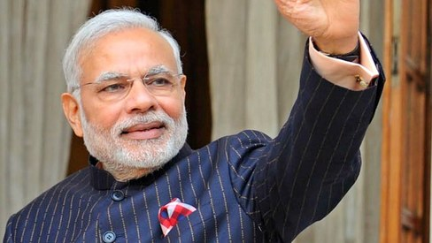 Remember Modi's 'self'-embroidered suit? It's made it to the Guinness World Records