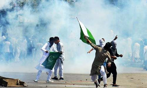Is there any point to holding talks with India on Kashmir?