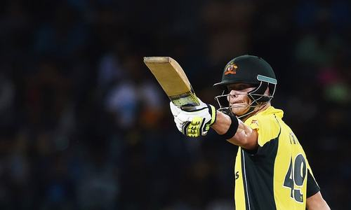 Australia beat Sri Lanka by three wickets in first one-dayer