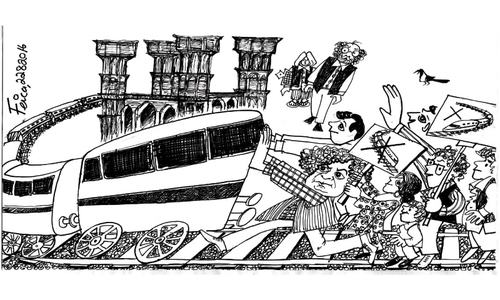 Cartoon: 22 August, 2016