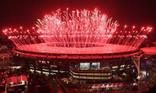 ریو اولمپکس 2016 کا شاندار اختتام