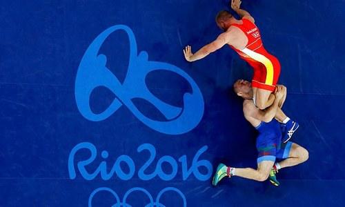 کرکٹرز اور ریسلرز اولمپکس میں کیسے آئیں؟
