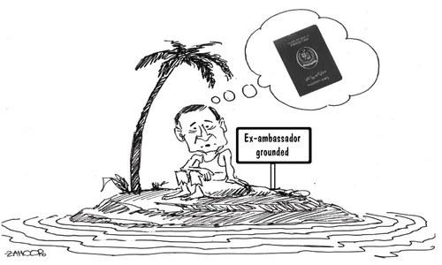 Cartoon: 23 August, 2016