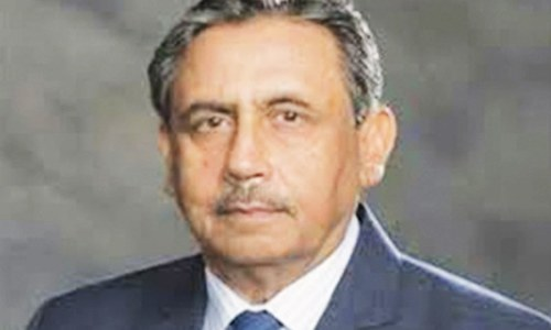 Pro-Kalabagh dam chief of Wapda resigns