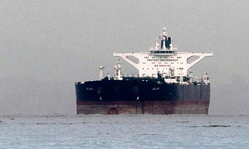 Pakistani vessel arrested at South African port