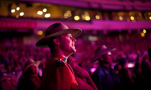 Canada's Mounties allow women officers to wear hijab