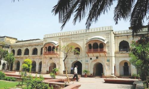 Delhi's historical Anglo-Arabic school struggles to keep afloat