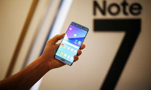 Strong demand for Samsung's Galaxy Note 7 tests supply chain