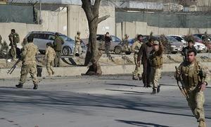 افغانستان: امریکی یونیورسٹی پر عسکریت پسندوں کا حملہ