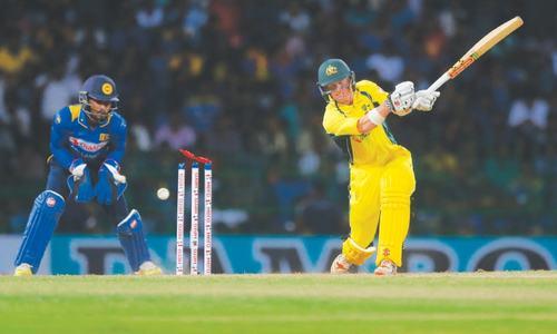 Sri Lanka square series despite Faulkner's hat-trick