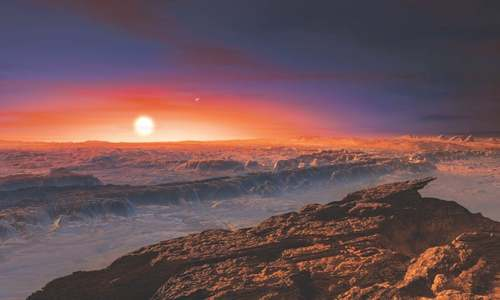 Habitable planet found in solar system next door