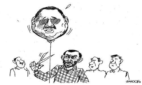 Cartoon: 25 August, 2016